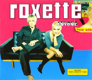Roxette - Anyone - single cover