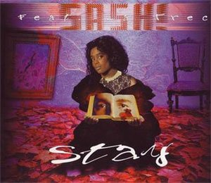 Sash! feat. La Trec - Stay - single cover