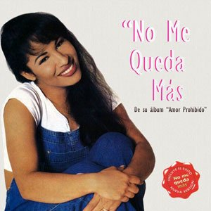 Selena - No Me Queda Mas - single cover