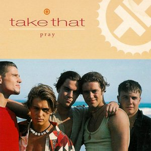 Take That - Pray - single cover