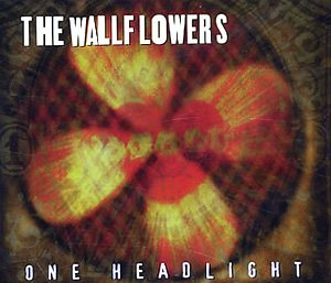 The Wallflowers - One Headlight - single cover
