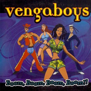 Vengaboys - Boom, Boom, Boom, Boom - single cover