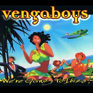 Vengaboys - We're Going to Ibiza! - single cover