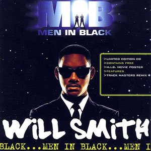 Will Smith - Men In Black - Single cover