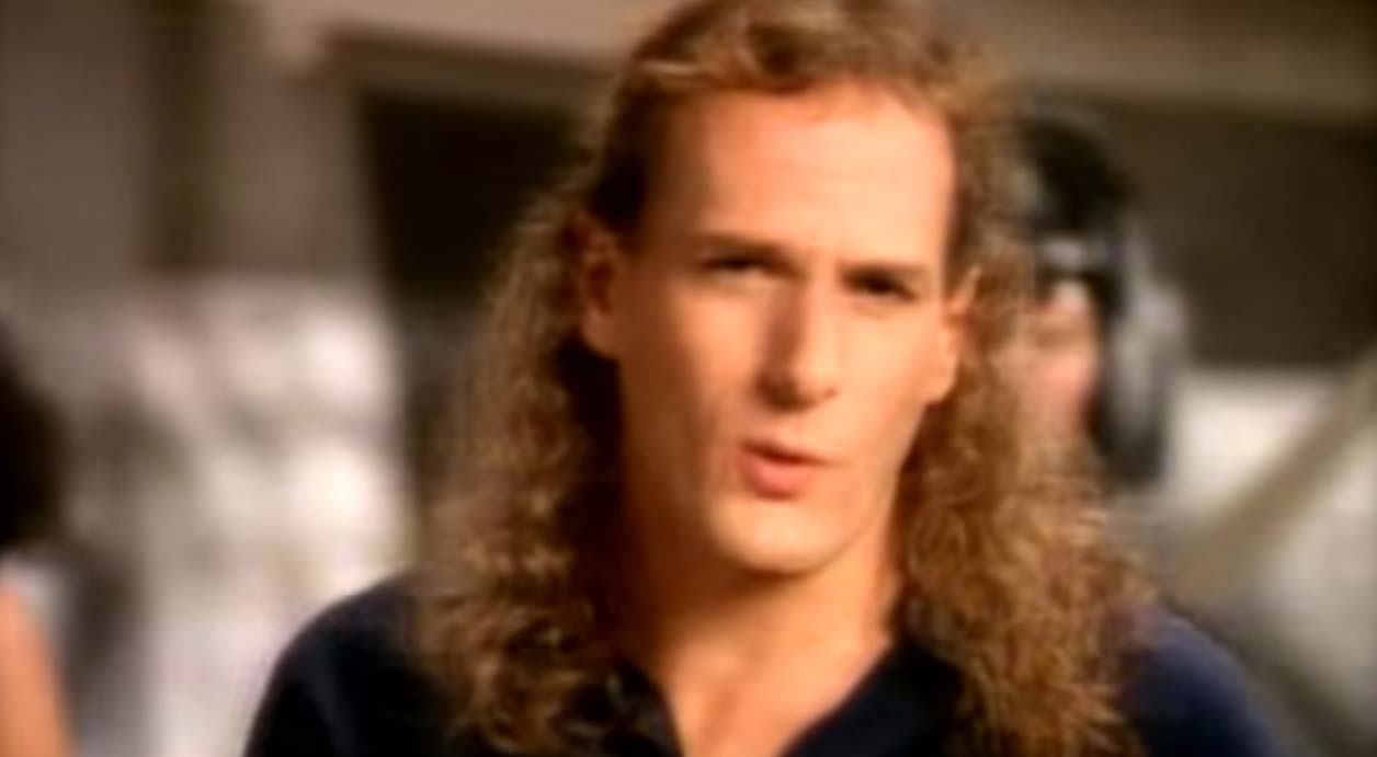 Michael Bolton - Love Is a Wonderful Thing - Official Music Video