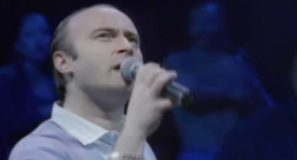 Phil Collins – Something Happened On The Way To Heaven