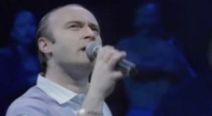 Phil Collins - Something Happened On The Way To Heaven - Official Music Video