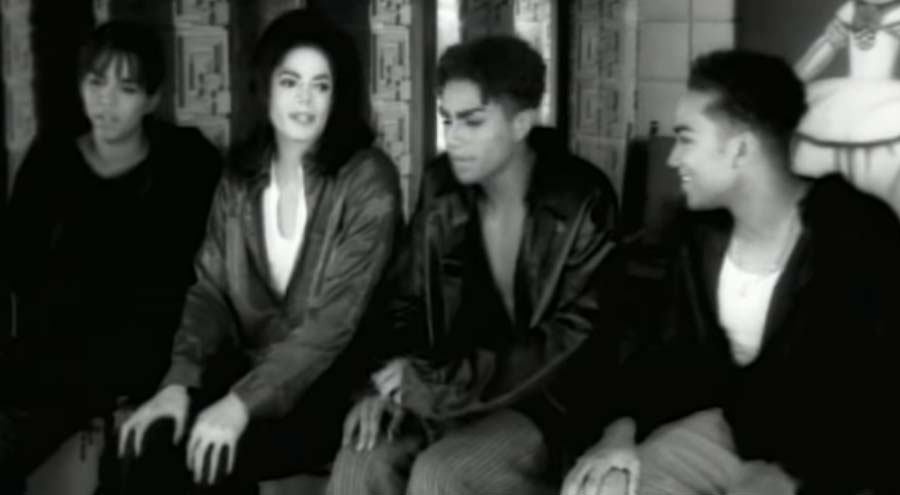 3T feat. Michael Jackson - Why? - Official Music Video