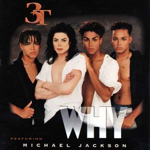 3T feat. Michael Jackson - Why? - single cover