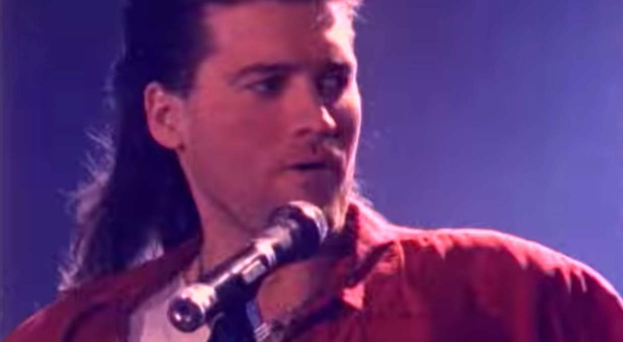 Billy Ray Cyrus - Achy Breaky Heart - Official Music Video