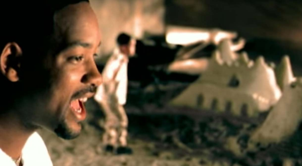 Will Smith - Just The Two Of Us - Official Music Video