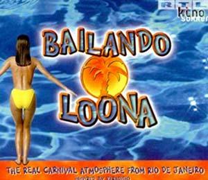 Loona - Bailando - single cover
