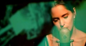 Chantal Kreviazuk - Leaving On A Jet Plane - Official Music Video