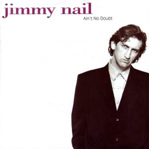 Jimmy Nail - Ain't No Doubt - Single Cover