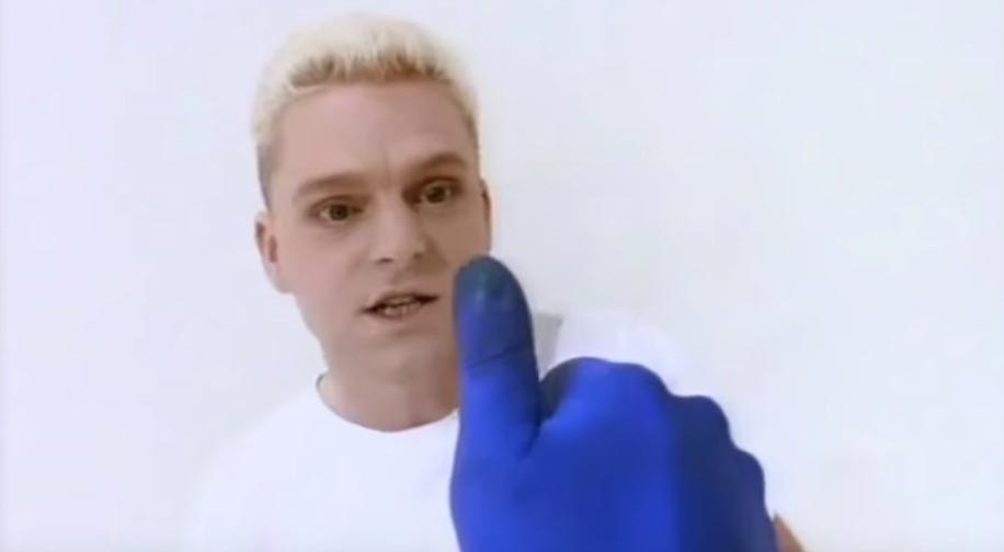 Erasure - Blue Savannah - Official Music Video