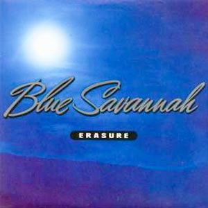 Erasure - Blue Savannah - Single Cover