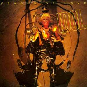 Billy Idol Cradle of Love Single Cover