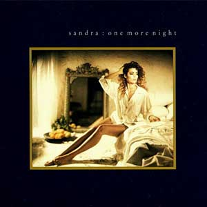 Sandra - One More Night - Single Cover