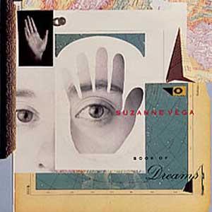Suzanne Vega - Book Of Dreams - Single Cover