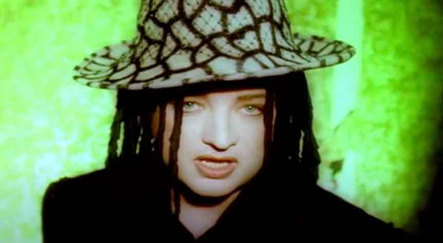 Culture Club - I Just Wanna Be Loved - Official Music Video