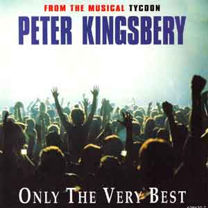 Peter Kingsbery - Only The Very Best - Single Cover