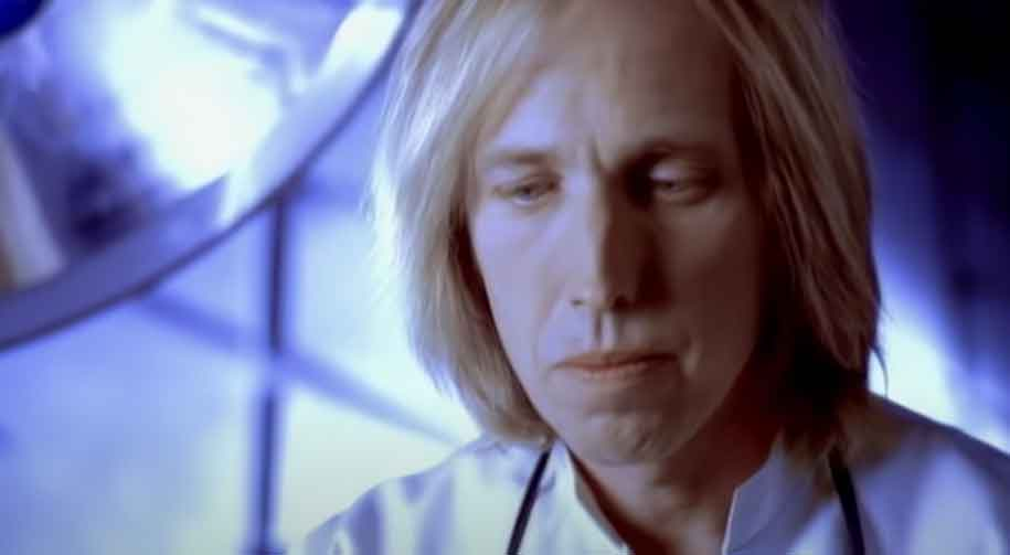 Tom Petty & The Heartbreakers - Mary Jane's Last Dance - Official Music Video