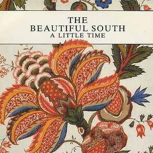 The Beautiful South - A Little Time - Single Cover