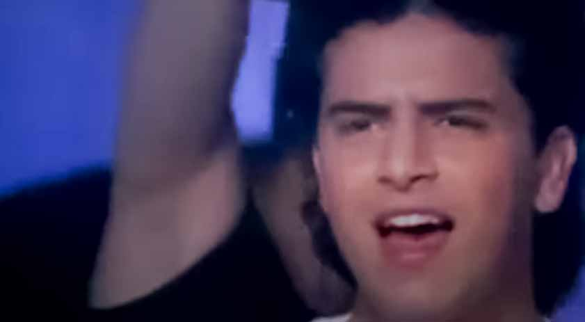 Glenn Medeiros feat. Bobby Brown - She Ain't Worth It - Official Music Video