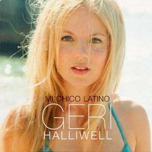 Geri Halliwell - Mi Chico Latino - Single Cover