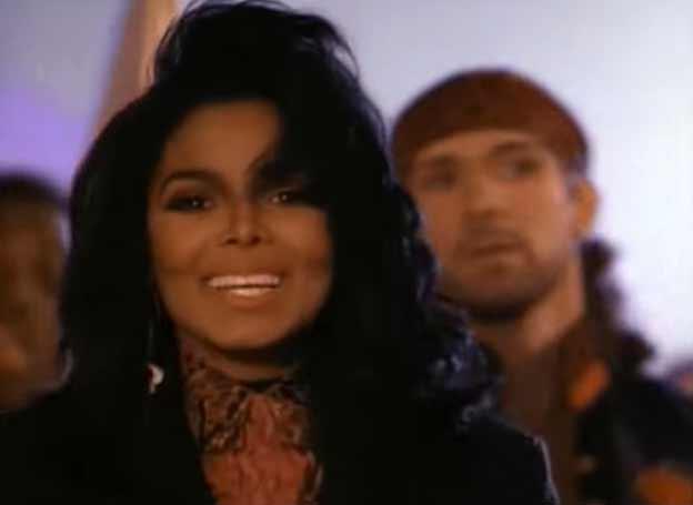 Janet Jackson - Escapade - Official Music Video