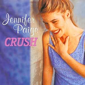 Jennifer Paige - Crush - single cover