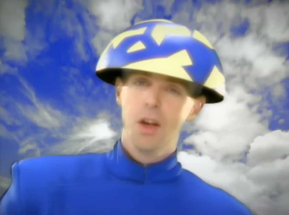Pet Shop Boys - Go West - Official Music Video