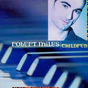 Robert Miles - Children - single cover