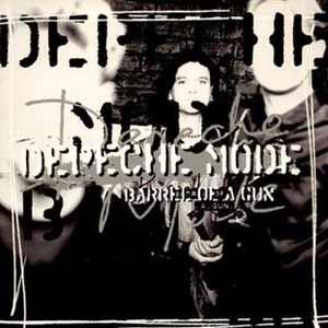 Depeche Mode - Barrel Of A Gun - single cover