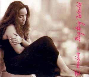 Emilia - Big Big World - single cover