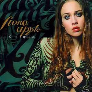 Fiona Apple - Criminal - single cover