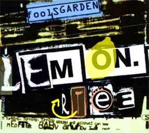 Fool's Garden - Lemon Tree - single cover