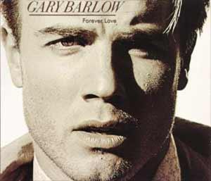 Gary Barlow - Forever Love - single cover