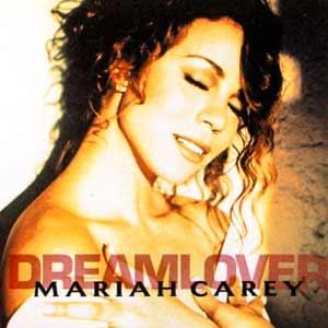 Mariah Carey - Dreamlover - single cover