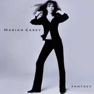 Mariah Carey - Fantasy - single cover