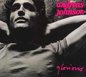 Andreas Johnson - Glorious - single cover