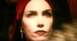 Annie Lennox - Walking on Broken Glass - Official Music Video