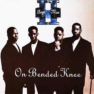 Boyz II Men - On Bended Knee - single cover