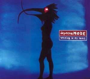 Depeche Mode - Walking In My Shoes - single cover