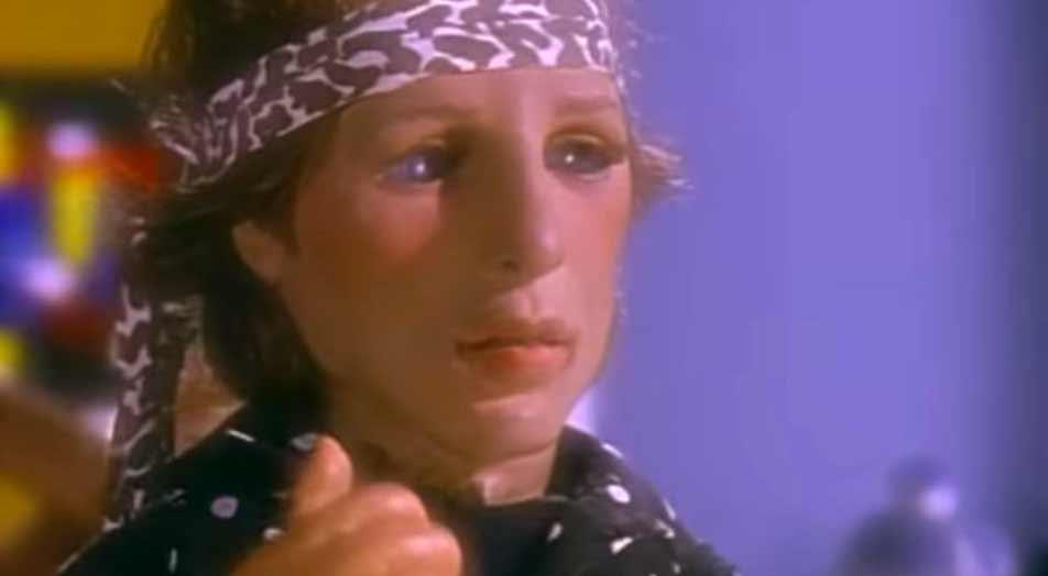 Dire Straits - Calling Elvis - Official Music Video