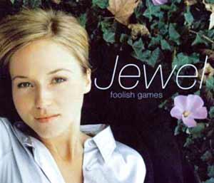 Jewel - Foolish Games - single cover