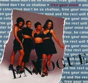 En Vogue - Free Your Mind - single cover