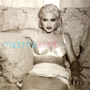 Madonna - Secret - single cover