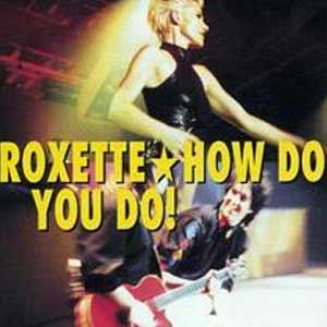 Roxette - How Do You Do! - single cover