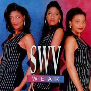 SWV - Weak - single cover